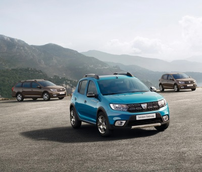 DACIA IS UNVEILING THE NEW SANDERO, SANDERO STEPWAY AND LOGAN MCV