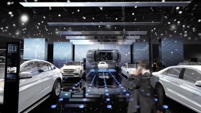 MERCEDES-BENZ CARS AT THE 2016 PARIS MOTOR SHOW