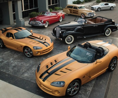 The Tammy Allen Collection Consigns Over 80 Vehicles To Barrett-Jackson's Ninth Annual Las Vegas Auction
