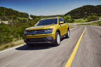 Volkswagen Of America Reports June 2017 Sales Results