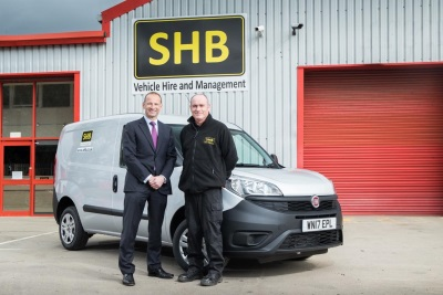 176 Fiat Vans For SHB Vehicle Hire & Management