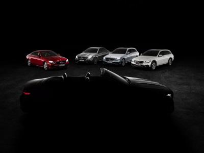Mercedes-Benz Cars at the 2017 Geneva International Motor Show