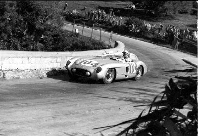 1955 Targa Florio: Two Brits Run Wild Over the Sicilian Countryside