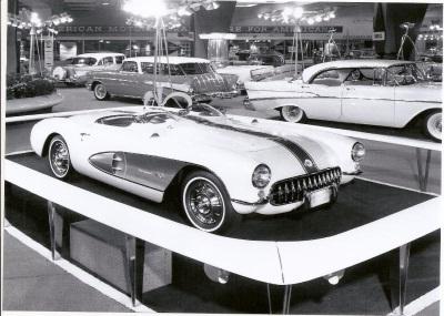 'Rarest Of The Rare' 1957 Corvette  Super Sport 'Debuts'  At The Amelia Island Concours