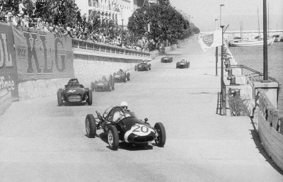1958 Monaco Grand Prix: An Unlikely Frenchman Steals the Show…Again