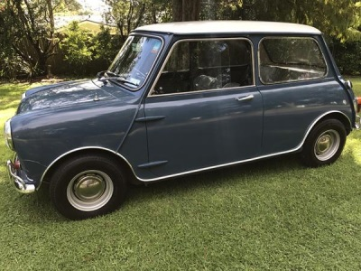 Downton-Tuned 1966 Austin Cooper 998 On The Block At Classic Car Auctions