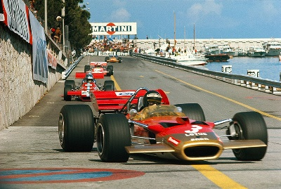 1970 Monaco Grand Prix: A Reversal of Fortunes