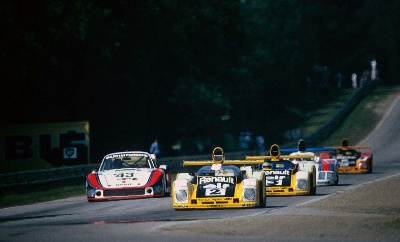1978 24 Hours of Le Mans: Young Pironi Helps France Stave-Off German Occupation