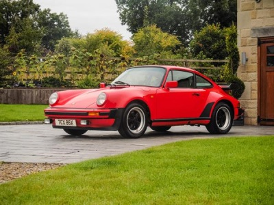Award-Winning 1981 Porsche 911 Turbo Listed For Auction At Silverstone Classic Sale