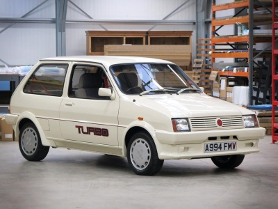 Concours Winning, Time-Warp 1984 MG Metro Turbo To Star At Auction