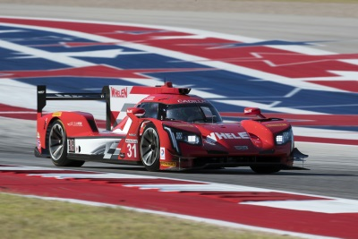Cadillac DPi-V.R Teams Ready For Street Fight In Detroit