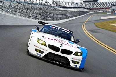 BMW TEAM RLL READY FOR THE NEXT ALMS ROUND AT LAGUNA SECA AFTER SUCCESS AT LONG BEACH