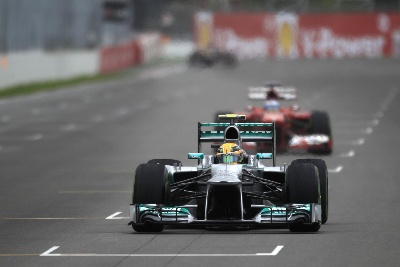 2013 Canadian Grand Prix - Race