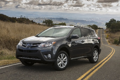 All-New 2013 Toyota RAV4 SUV Scores Early Sales Surge Thanks to New Styling and In-Cabin Technologies