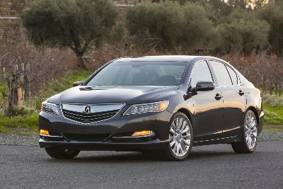 STATEMENT BY ACURA REGARDING HEADLIGHT RECALL: 2014-2015 ACURA RLX