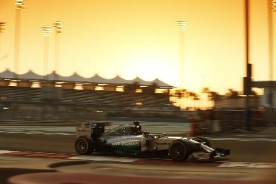 2014 Abu Dhabi Grand Prix - Practice