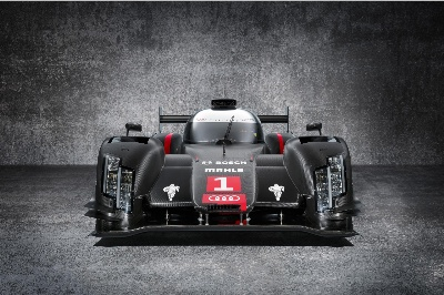 U.S. test for new Audi R18 e-tron quattro