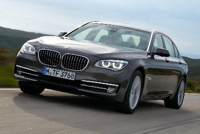 THE 2014 BMW 740LD XDRIVE