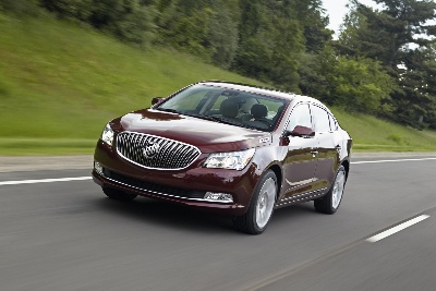 BUICK LACROSSE PRICED AT $34,060