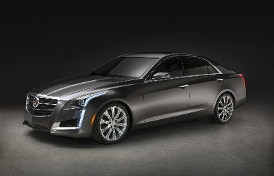 GM DONATES 2014 CTS VSPORT TO BENEFIT STEM EDUCATION