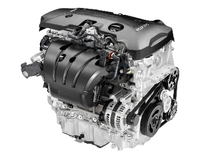Impala's 2.5L Engine Delivers Quiet Power, Fuel Efficiency