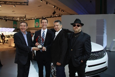 2014 KIA SORENTO NAMED TO 'TOP 10 CARS OF THE YEAR' LIST BY HISPANIC MOTOR PRESS AWARDS