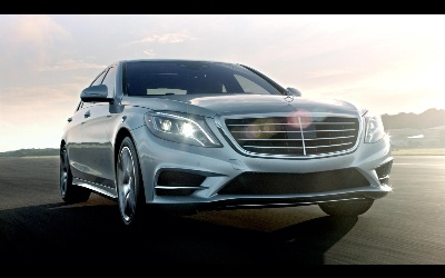 ALL-NEW MERCEDES-BENZ FLAGSHIP 2014 S-CLASS MAKES ITS IN-STORE AND ON-SCREEN DEBUT