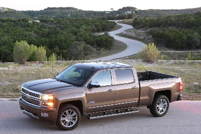 2014 Silverado 1500 Named Fleet Truck Of The Year