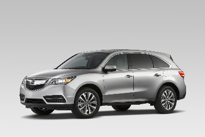 All-New 2014 Acura MDX Takes Luxury Refinement to a New Level with Signature Acura Technologies, Increased Comfort, Fuel-Efficiency and Performance
