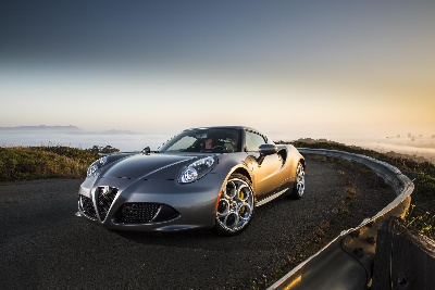 ALL-NEW 2015 ALFA ROMEO 4C NAMED 2015 AUTOMOBILE 'ALL-STAR'