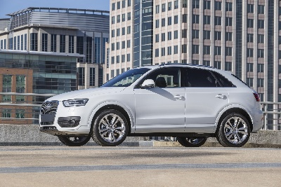 AUDI ANNOUNCES PRICING FOR ALL-NEW 2015 AUDI Q3 CROSSOVER