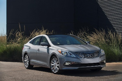 2015 AZERA RECEIVES COMPELLING DESIGN AND SAFETY ENHANCEMENTS