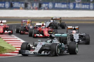 2015 British Grand Prix - Race