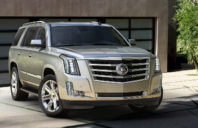 CRAFTSMANSHIP DEFINES ALL-NEW 2015 CADILLAC ESCALADE
