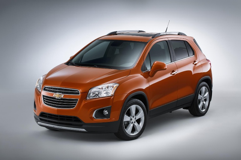 2015 CHEVROLET TRAX TO START AT $20,995