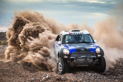 2015 DAKAR RALLY: MINI CLINCHES A ONE-TWO VICTORY AT STAGE FOUR