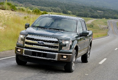 ALL-NEW FORD F-150 WINS KELLEY BLUE BOOK'S KBB.COM BEST BUY AWARDS IN OVERALL BEST BUY AND TRUCK BEST BUY