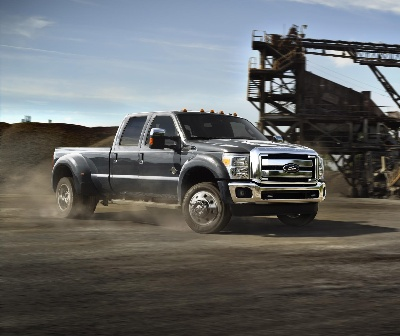 NEW 2015 FORD F-SERIES SUPER DUTY WILL DELIVER BEST-IN-CLASS HORSEPOWER, TORQUE AND TOWING CAPACITY