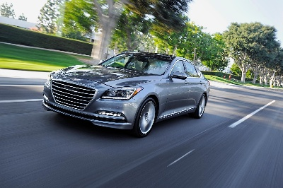 ALL-NEW 2015 HYUNDAI GENESIS DELIVERS GENEROUS PREMIUM CONTENT FOR AN OUTSTANDING VALUE POSITION