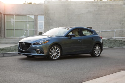 MAZDA3 EARNS KBB.COM '10 COOLEST CARS UNDER $18,000' TOP SPOT FOR SECOND YEAR IN A ROW
