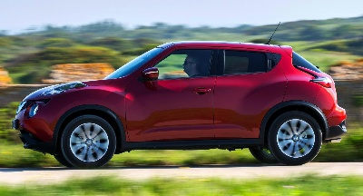 NISSAN ANNOUNCES U.S. PRICING FOR 2015 NISSAN JUKE