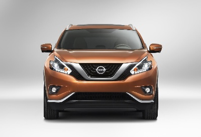 All-new 2015 Nissan Murano crossover to be assembled in the United States