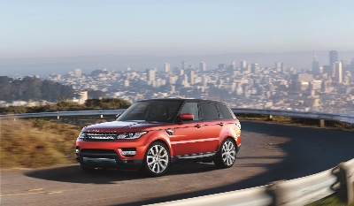 2015 RANGE ROVER SPORT NAMED BEST LUXURY 3-ROW SUV FOR FAMILIES BY U.S. NEWS & WORLD REPORT