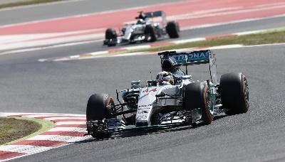 2015 Spanish Grand Prix - Practice