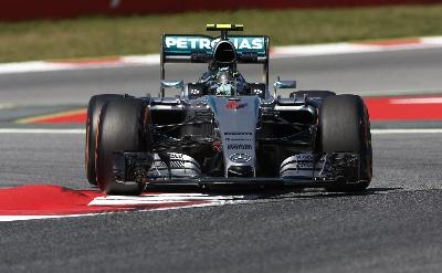 2015 Spanish Grand Prix - Race