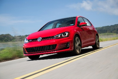 ALL-NEW 2015 VOLKSWAGEN GOLF GTI WINS CARS.COM/USA TODAY/MOTORWEEK 'CHEAP SPEED CHALLENGE'