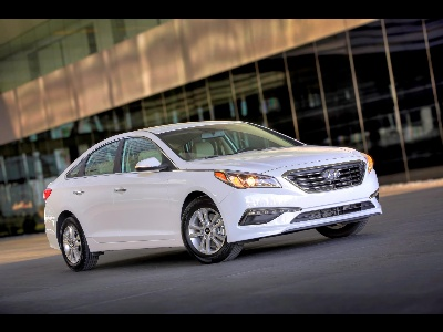 2015 SONATA AWARDED AN INSURANCE INSTITUTE FOR HIGHWAY SAFETY TOP SAFETY PICK+