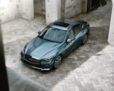INFINITI REPORTS U.S. SALES FOR JUNE 2015