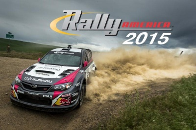 2015 RALLY AMERICA NATIONAL CHAMPIONSHIP SCHEDULE RELEASED