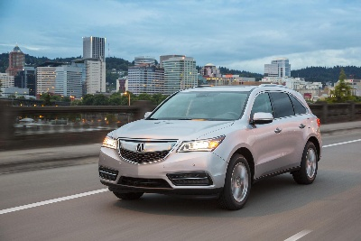 BEST SELLING ACURA MDX RECEIVES POWERTRAIN UPGRADES, ACURAWATCH™ AND EXPANDED OPTIONS FOR 2016
